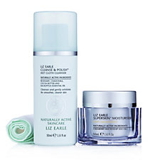 Liz Earle Superskin & Cleanse & Polish Plump & Smooth