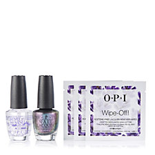 OPI 3 Piece On the Go Nailcare Collection