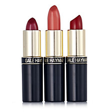 217721 - Gale Hayman 3 Piece Risky Business Lipstick Collection