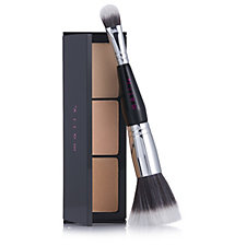 Mally Soft Focus Highlight & Lowlight with Double Ended Brush