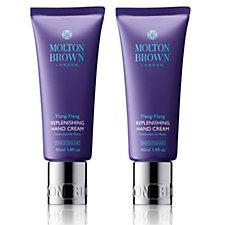 231621 - Molton Brown Replenishing Hand Cream Duo