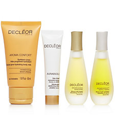 Decleor 4 Piece Aromessence Hydrate & Glow Collection