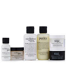 Philosophy 5 Piece Most Wonderful Things Skincare Gift Collection