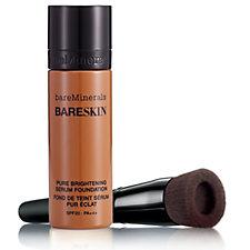 bareMinerals BARESKIN Brightening Serum Foundation SPF20 & Brush