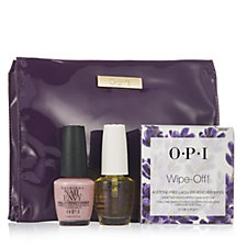 OPI 3 Piece Discovery Envy Collection & Bag