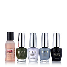 OPI 5 Piece Infinite Shine Collection & Polish Remover