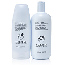 Liz Earle Trusted Botanical Body Wash Duo