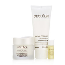 Decleor 3 Piece City Retreat Collection