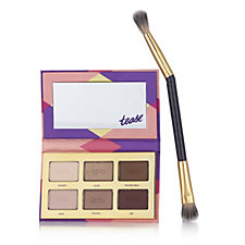 tarte Tartlette Tease Clay Eyeshadow Palette with Brush
