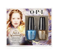 OPI 2 Piece Fearlessly Alice & A Mirror Escape Nail Collection