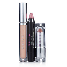 Mally 3 Piece Lip Collection