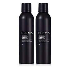 Elemis Ice Cool Foaming Shaving Gel Duo 200ml
