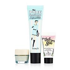 Benefit 3 Piece Pretty Porefect Cosmetics Collection