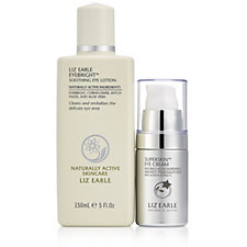 Liz Earle Bright Eyes Superskin Eye Cream & Eyebright Duo