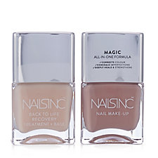 Nails Inc 2 Piece Back To Life Duo