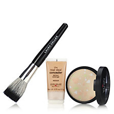 Laura Geller 3 Piece Be Flawless Cosmetics Collection