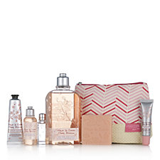 217826 - L'Occitane 6 Piece Cherry Blossom Lovers Collection