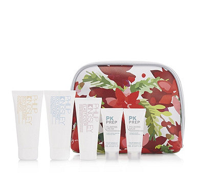 Philip Kingsley 5 Piece Hair Heroes Collection with Bag - 218726