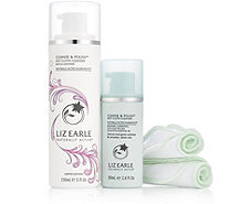 Liz Earle Day to Night Cleanse & Polish Rose & Lavendar & Regular Duo - 218926