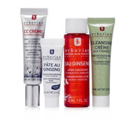 Erborian 4 Piece Cleanse, Boost & Refine Discovery Kit