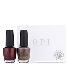OPI 2 Piece Bogota Blackberry & You Don't Know Jacques