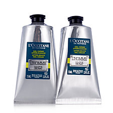 L'Occitane Aftershave Balm Duo