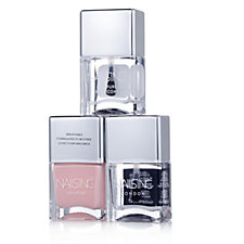 Nails Inc 3 Piece Pure To The Core Collection