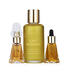 Joan Collins 3 Piece I Am Woman Silk Fragrance Collection
