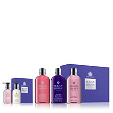 Molton Brown Luxurious 5 Piece Bath & Body Gift Collection