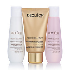 Decleor 3 Piece Orexcellence Youth Mask & Cleanse Essentials