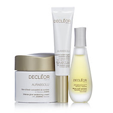 Decleor 3 Piece Aurabsolu Glow & Neroli Hydrate Collection