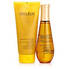 Decleor 2 Piece Nutrition & Exfoliate Body Duo