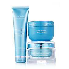 Flora Mare 3 Piece Face & Body Collection