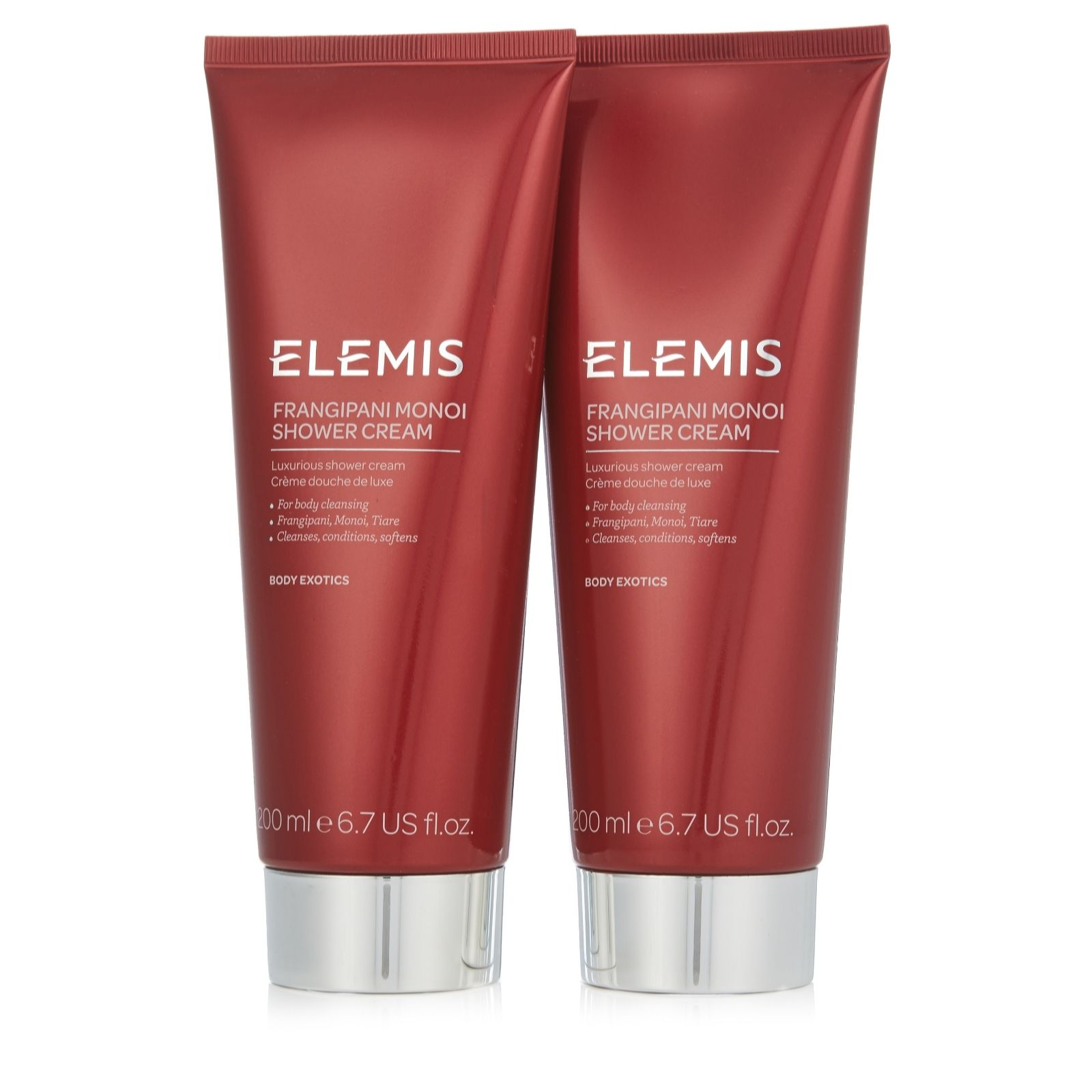 elemis shower cream