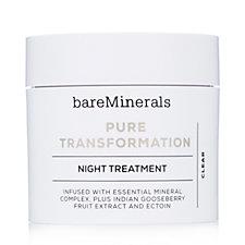 Bareminerals Skinsorials Pure Transformation Night Treatment