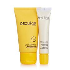 Decleor 2 Piece Eye & Mask Radiance & Glow Essentials