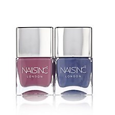 Nails Inc 2 Piece Spring Pastels Collection