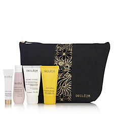 Decleor 4 Piece Skin Prep Collection with Bag