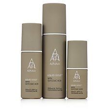 Alpha-H Liquid Gold 3 Piece Skincare Collection