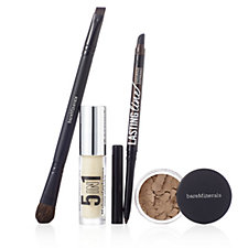 bareMinerals 4 Piece Gorgeously Bare Eye Collection
