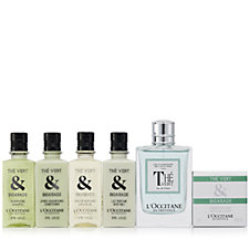 L'Occitane 6 Piece The Vert Classic Collection