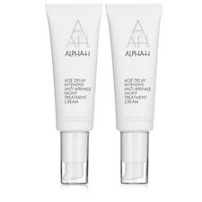 Alpha-H Age Delay Intensive Anti-Wrinkle Cream 50ml Duo