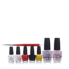 OPI 7 Piece Hello Kitty Mini Nailcare Collection