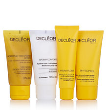 Decleor 4 Piece Top to Toe Face & Body Collection