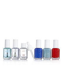 Essie 6 Piece Summer Nail Trends Encapsulated