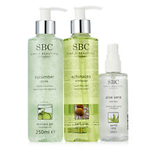 SBC 3 Piece Cooling Summer Skin Collection