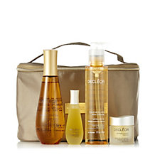 Decleor 4 Piece Merry Oil Collection with Bag