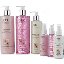 SBC Essential Collagen Home & Away Skincare Collection