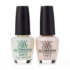 OPI 2 Piece Original & Bubble Bath Nail Envy Collection