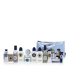 L'Occitane 11 Piece Travel With Shea Collection